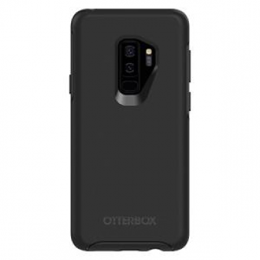 OtterBox Symmetry Samsung Galaxy S9+ Black 77-58036