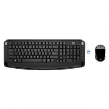 HP Wireless Keyboard And Mouse 300 3Ml04Aa