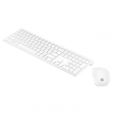 HP White Pav Wlcombo Keyboard 800 4Cf00Aa