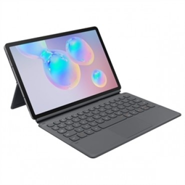 Samsung Tab S6 Keyboard Cover Grey (Ef-Dt860Ujegww)