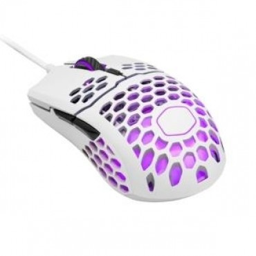 Cooler Master Mouse Mm711 White Matte Mm-711-Wwol1