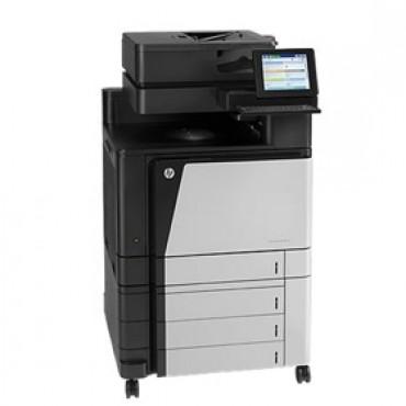 Hp Cljcm880z (a2w75a) Enterprise M880z, Print, Copy, Scan, Fax, Duplex, 800 Mhz, Memory1.5 Gb,