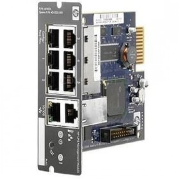 Hp Management Card For Xr Ups(xr Is Extended Run Time) Af401a