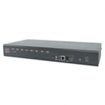 Apc 8 Port Multi-platform Analog Kvm Apc 8 Port Multi-platform Analog Kvm Ap5201