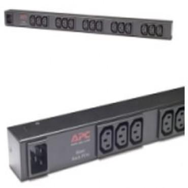 Apc Basic Rack Pdu, 0u 16a, Iec C20 Basic Rack Pdu, 0u 16a, 230v (15)c13 Ap9572