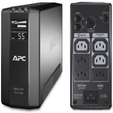 Apc Back Ups Rs Lcd 550 Back Ups Rs Lcd 550 Master Control Br550gi