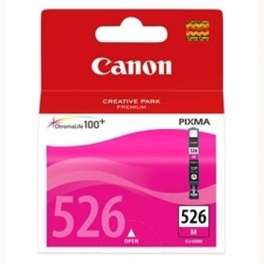 Canon Cli526m Magenta Ink Cartridge Cli526m