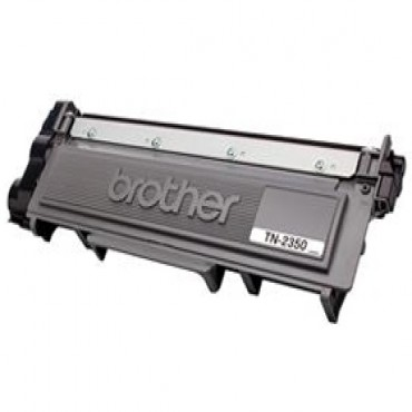 Brother Mono Laser Black Toner 2600 Pages, High Yield