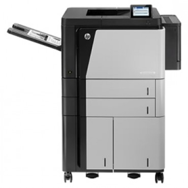 Hp Mono Laserjet Enterprise M806x+ Printer, A3, Up To 55 Ppm A4/ Letter, Built In Networking, Paper