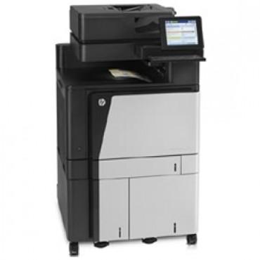 Hp Color Laserjet Enterprise Flow M880z+ Mfp D7p71a