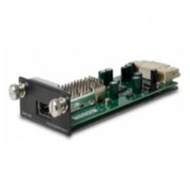 D-link Dem-410x 1slot 10gbit Xfp Uplink Module Dgs-3400/ 3600 Dws-3026/ 4026
