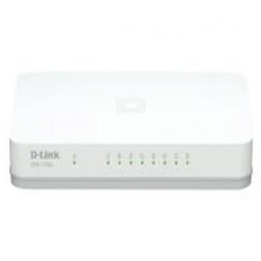 D-link Dgs-1008a Dlink 8-port Gigabit Desktop Switch