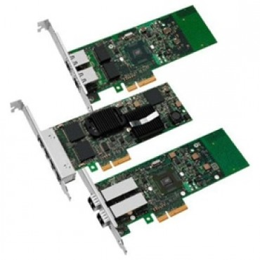 INTEL Gigabit ET2 Quad Port Server Adapter Retail Pack E1G44ET2