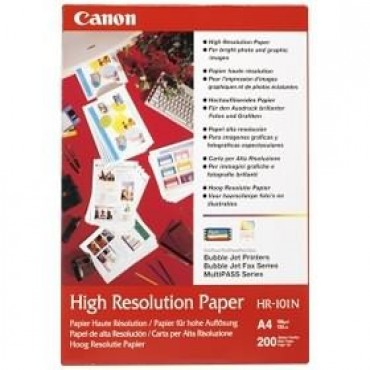 Canon Hr-101n A4 200 Sheets Hr-101n