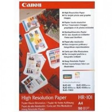 Canon Hr-101na450 50 Sheets Hr-101na450