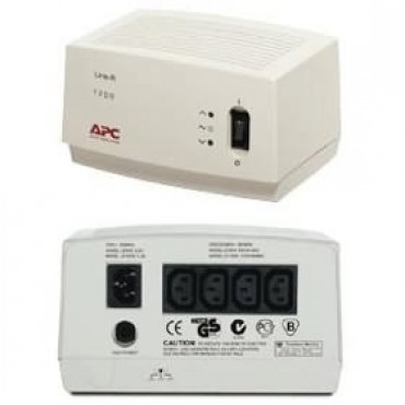 Apc Line-r 1200 Automatic Voltage Regulator Le1200i