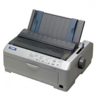 Epson Lq-590 Dotmatrix, 24pins, 529cps At 12cpi, 80columns, Up To 5 Copies