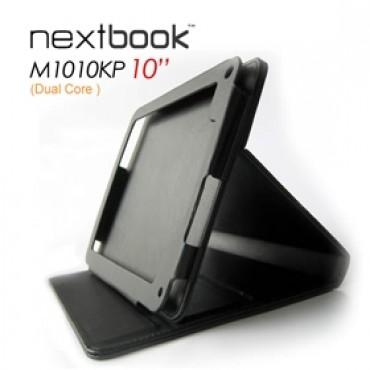 Nextbook Stand Case For Nextbook Tablets M1010kp (dual Core) - Black Nbbnexm1010kpst