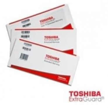 Toshiba 2yrs Extended Warranty Gives Total 3 Years Warranty Ost-warext