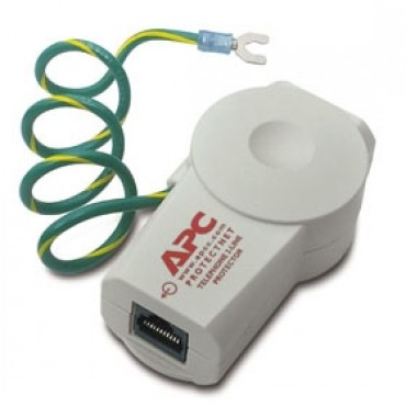 Apc Protectnet 2-line Phone Protector Power Protection (inc. Surges) For Phone Equipment Ptel2