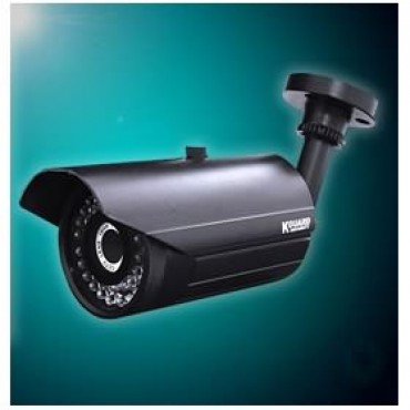 Kguard Cctv Security Weatherproof Ir Camera - 1/ 3`` Had Ccd 540tv Lines, 42ir Leds, 16mm S/cam