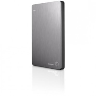 Seagate Backup Plus 2.5in Portable Drive 1tb Silver Stdr1000301 190466
