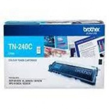 Brother TN-240 Cyan Toner Up to 1400 Pages TN-240C