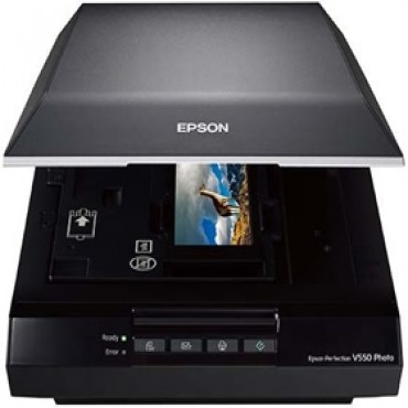 EPSON Perfection V550 Photo Scanner B11B210401