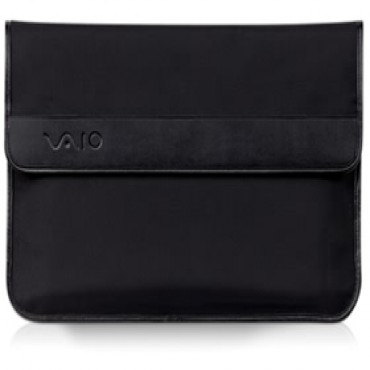 Sony Vaio Carry Pouch Nylon, Black Approx. 385 X260 X 10.0 Mm Vgpcp24