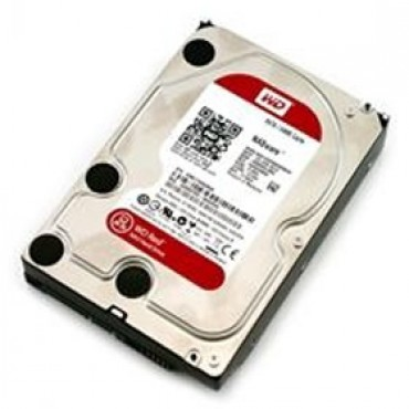 "Western Digital Hdd 3.5"" Sata3 2tb Red Wd20efrx 196049"