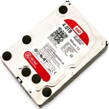 "Western Digital 3.5"" Sata3 4tb Red Wd40efrx"