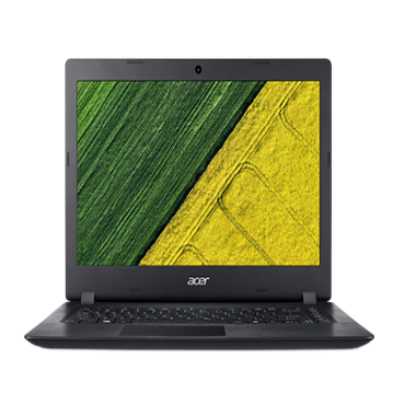 """Acer Aspire Cel-n4100 15.6"""" Hd Acer Comfyview Lcd 4gb Ddr4 500gb Hdd Sd Reader 802.11ac+bt Vga"""