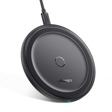 Ugreen QI Wireless Charger Black 60470 Acbugn60470