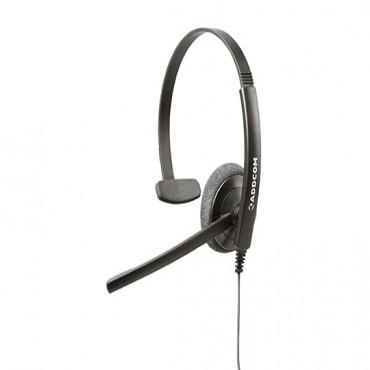 Addcom (add-40) Durable Monaural Headset For Everyday Use Add-40