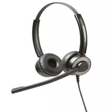 Addcom (add-55) Executive Binaural Headset Add-55