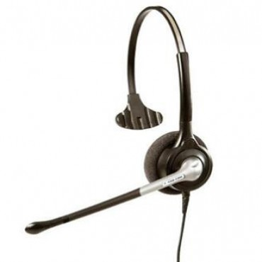 Addcom (add-800) Monaural Perforamce Plus Ii Headset With Noise Cancelling Add-800