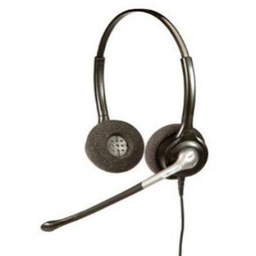 Addcom (add-880) Binaural Perforamce Plus Ii Headset With Noise Cancelling Add-880