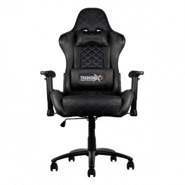 Aerocool Black ThunderX3 TGC12 Adjustable Ergonomic Motorsports Inspired Desk Chair AER-4710700959534