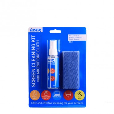Laser Cleaning Kit 50ml Ao-lcdc50