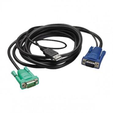 Apc (ap5823) Integrated Lcd Kvm Usb Cable - 25ft (6m) Ap5823