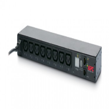Apc (ap7920b) Rack Pdu, Switched, 1u, 12a/208v, 10a/230v, (8)c13 Ap7920b
