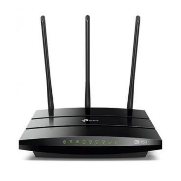 Tp-Link Router: Archer C7 Ac1750 Dual Band Wireless Gigabit Archer C7