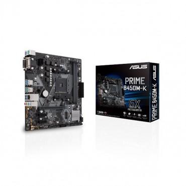 Asus Prime B450m-k Amd B450 Matx Motherboard [90mb0yp0-m0uay0] Asus-90mb0yp0-m0uay0