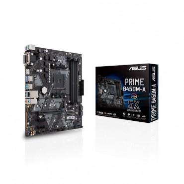 Asus Prime B450m-a Amd B450 Matx Motherboard [90mb0yr0-m0uay0] Asus-90mb0yr0-m0uay0