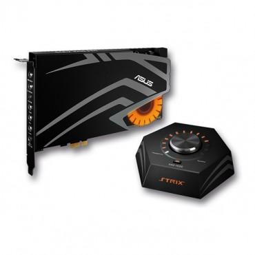 ASUS STRIX RAID PRO 7.1-Channel PCIE Sound Card [90YB00I0-M0UA00] ASUS-90YB00I0-M0UA00
