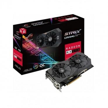 ASUS STRIX-RX570-O4G-GAMING AMD Radeon RX570 Graphics Card [90YV0AJ0-M0NA00] ASUS-90YV0AJ0-M0NA00