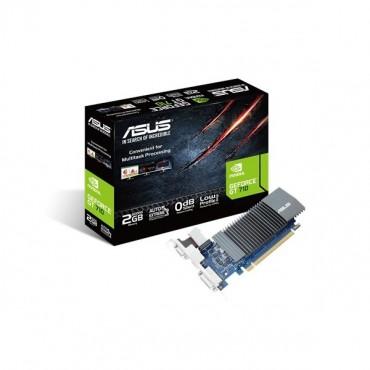 ASUS GT710-SL-2GD5 NVIDIA GeForce GT 710 Graphics Card [90YV0AL3-M0NA00] ASUS-90YV0AL3-M0NA00