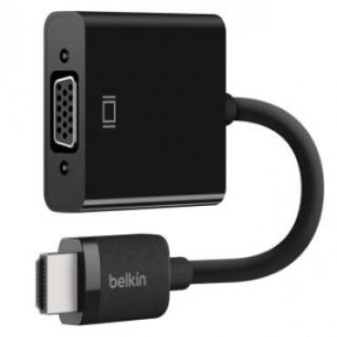 BELKIN HDMI TO VGA ADAPTER WITH 3.5 AUDIO & MICRO-USB PORTS 1 YR WTY AV10170BT