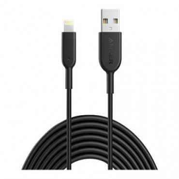 Anker Powerline Ii Usb To Lightning Cable 3.0M Black A8434H11