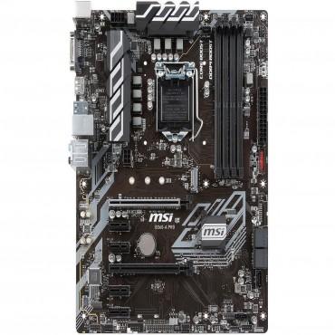 Msi B360-a Pro Lga 1151 (300 Series) Intel B360 Sata 6gb/s Atx Intel Motherboard B360-a Pro